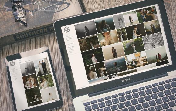 Katch Silva Photography Website